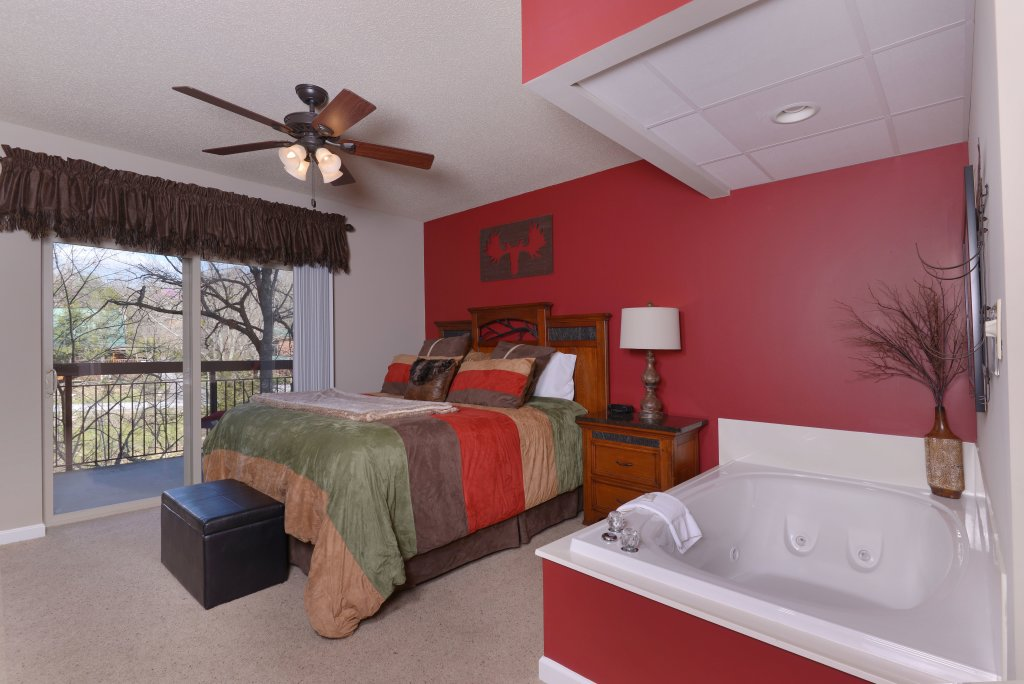 Photo of a Pigeon Forge Condo named Cedar Lodge 105 - This is the ninth photo in the set.