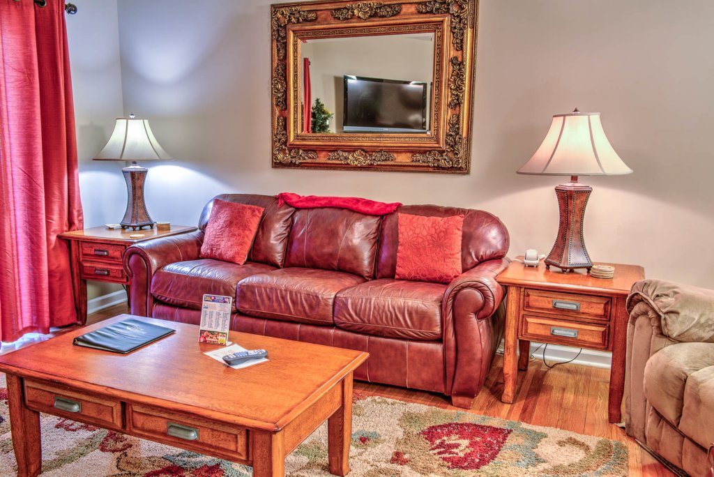 Photo of a Pigeon Forge Condo named Bear Crossing 204 - This is the fourth photo in the set.