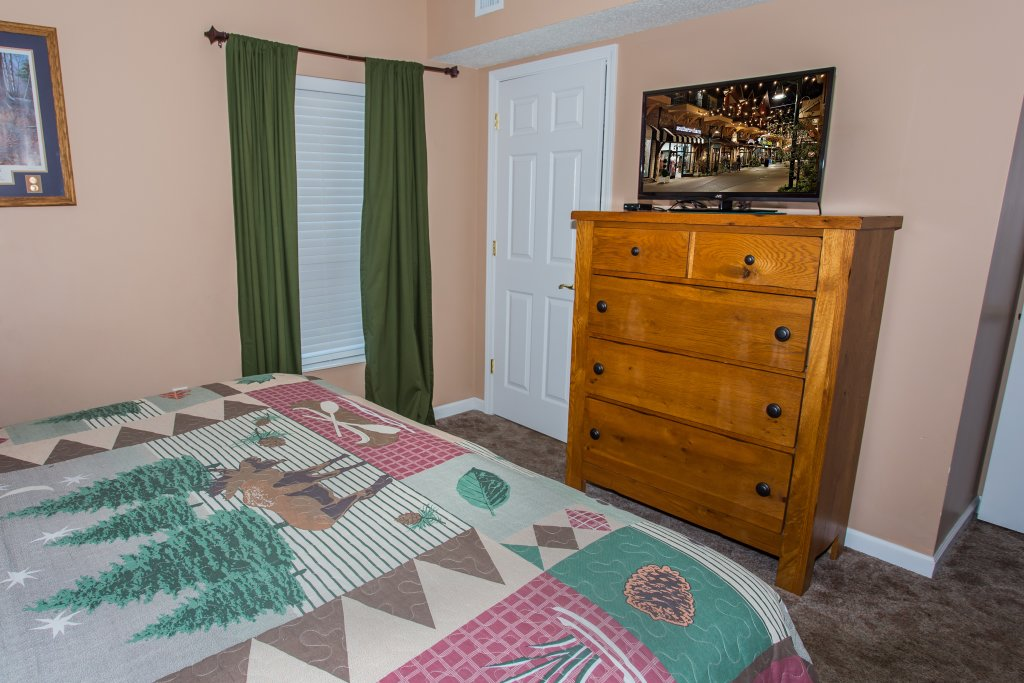Photo of a Pigeon Forge Condo named Bear Crossing 203 - This is the ninth photo in the set.
