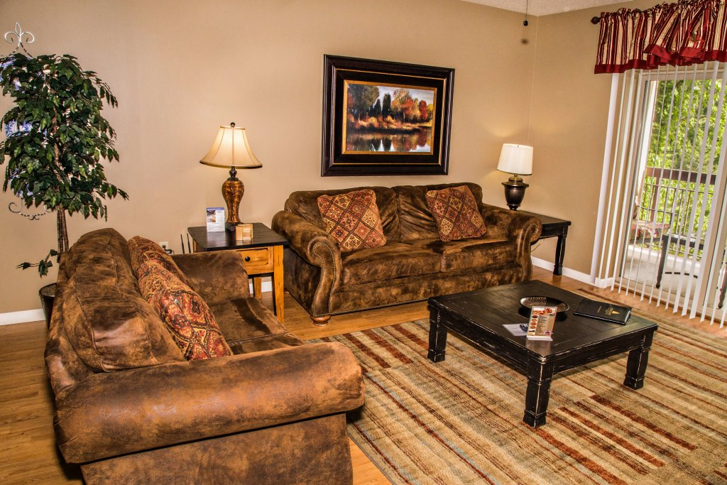 Photo of a Pigeon Forge Condo named Cedar Lodge 302 - This is the third photo in the set.