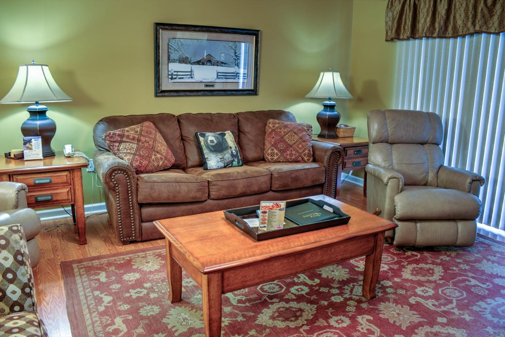 Photo of a Pigeon Forge Condo named Bear Crossing 302 - This is the third photo in the set.