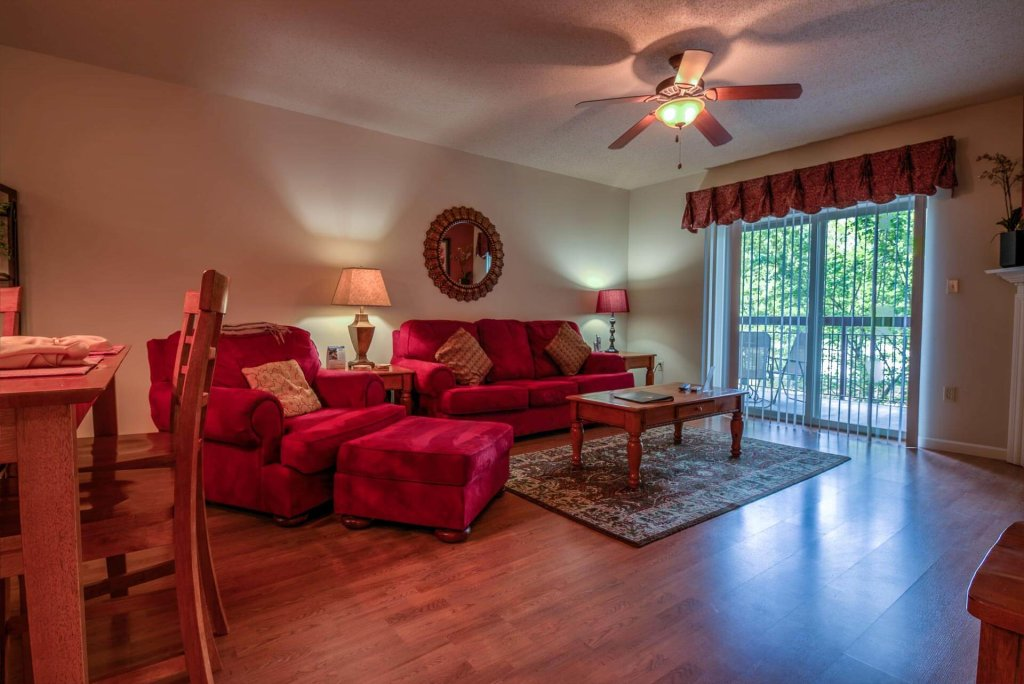 Photo of a Pigeon Forge Condo named Cedar Lodge 103 - This is the fortieth photo in the set.
