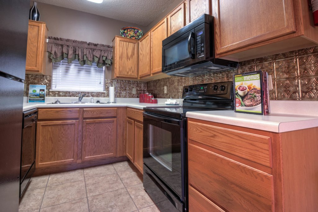 Photo of a Pigeon Forge Condo named Cedar Lodge 201 - This is the eighth photo in the set.