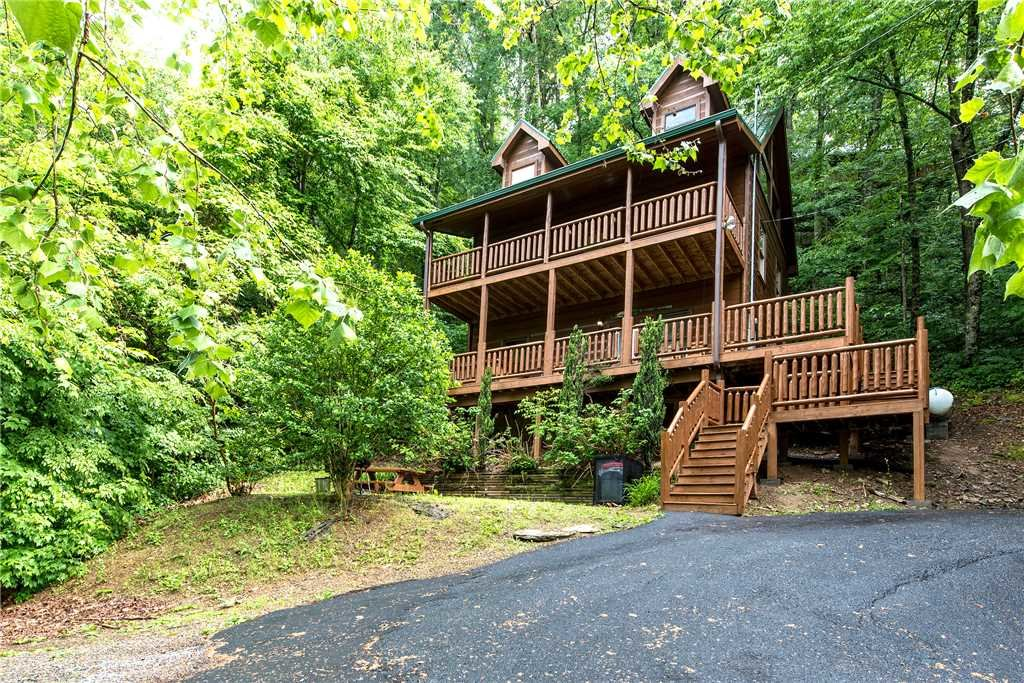 Photo of a Gatlinburg Cabin named Cabin Of Dreams - This is the twentieth photo in the set.