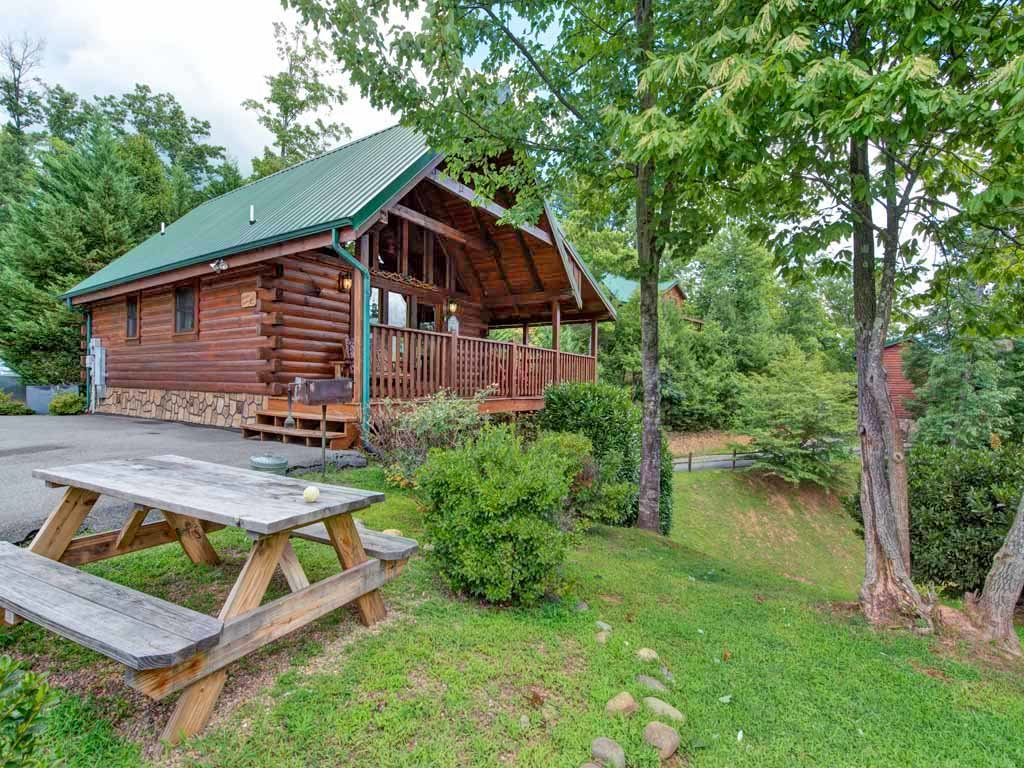 Photo of a Gatlinburg Cabin named Artistic Mountain - This is the fourth photo in the set.