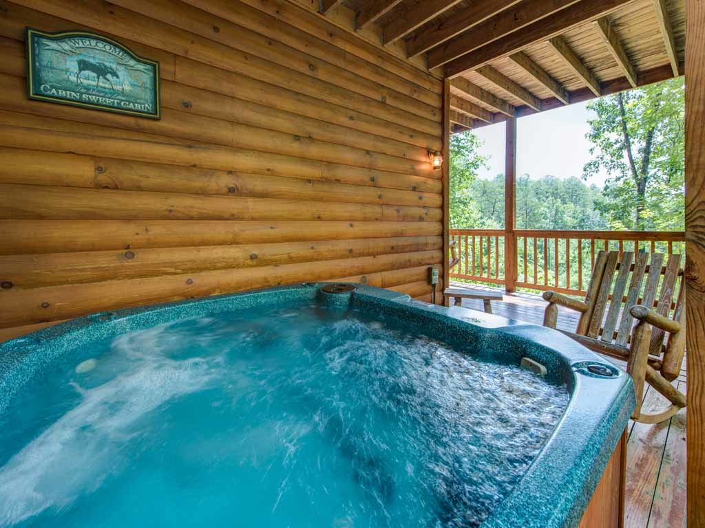 Photo of a Gatlinburg Cabin named Our Mountain Getaway - This is the second photo in the set.