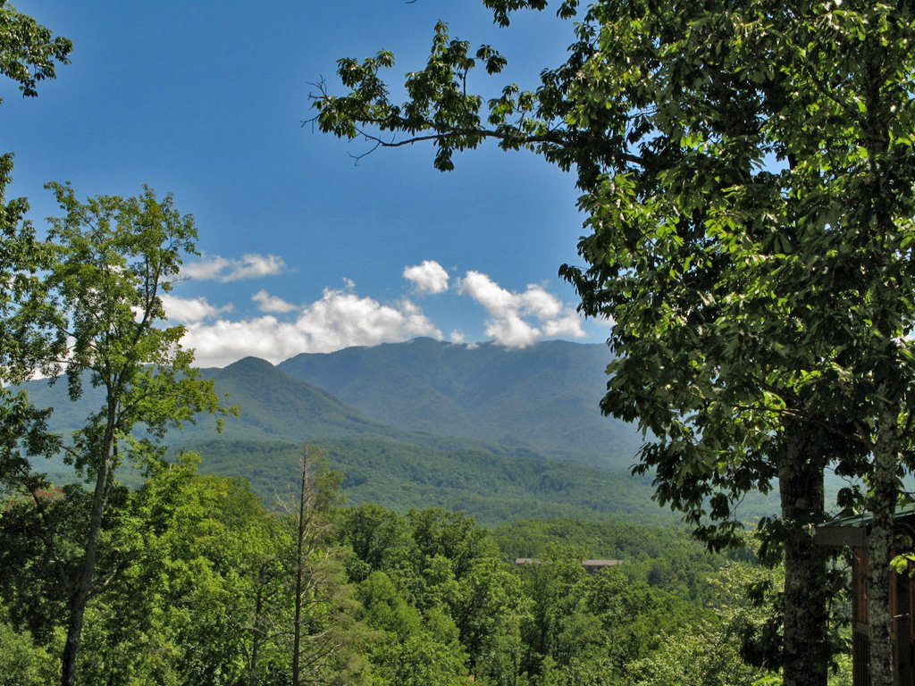Photo of a Gatlinburg Cabin named Artistic Mountain - This is the sixth photo in the set.