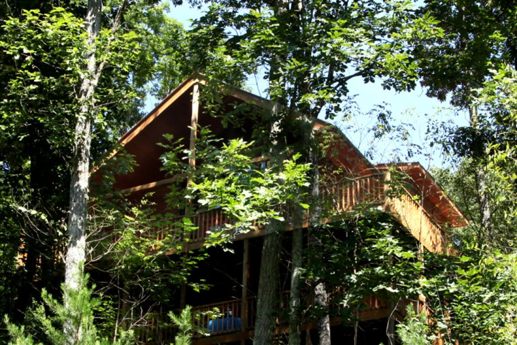 Photo of a Gatlinburg Cabin named Our Mountain Getaway - This is the twenty-eighth photo in the set.