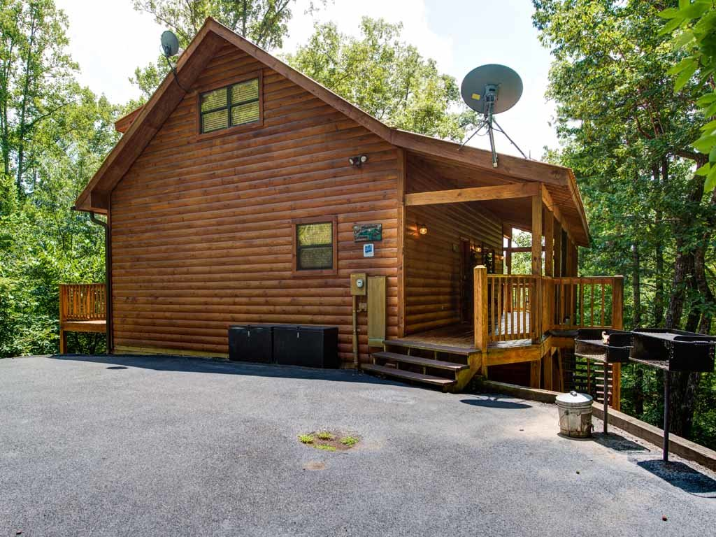 Photo of a Gatlinburg Cabin named Our Mountain Getaway - This is the thirtieth photo in the set.