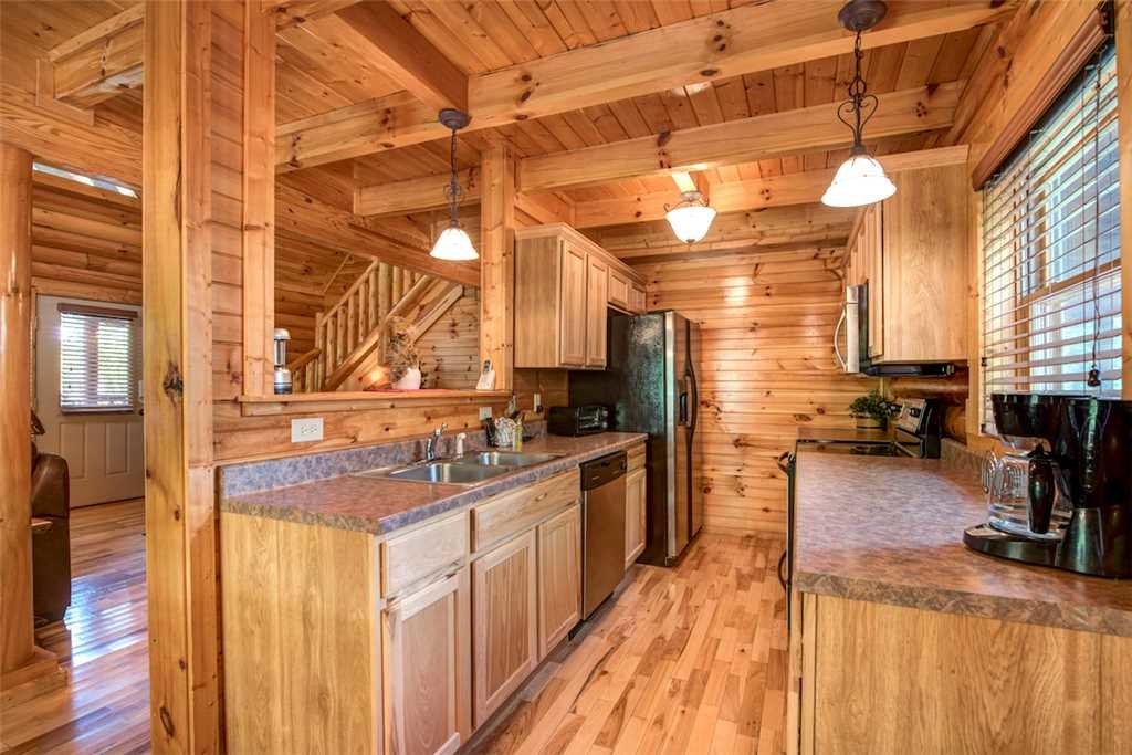 Photo of a Gatlinburg Cabin named Natural Beauty - This is the seventh photo in the set.
