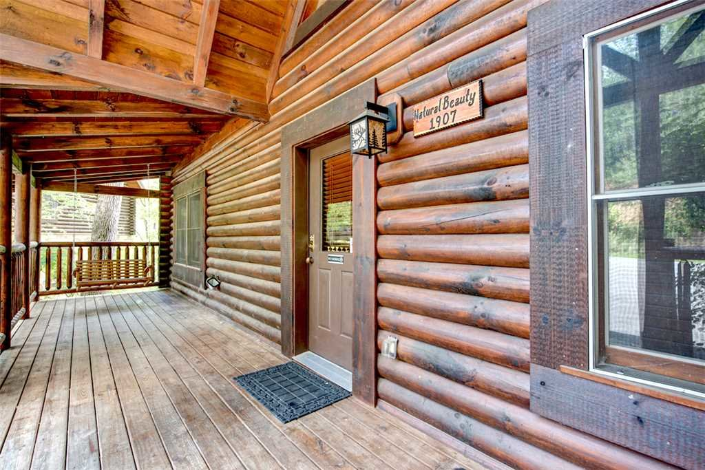 Photo of a Gatlinburg Cabin named Natural Beauty - This is the twentieth photo in the set.