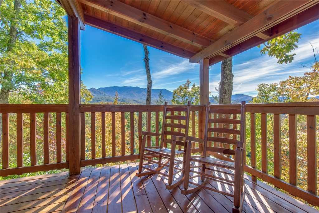 Photo of a Gatlinburg Cabin named Breathtaking View - This is the first photo in the set.