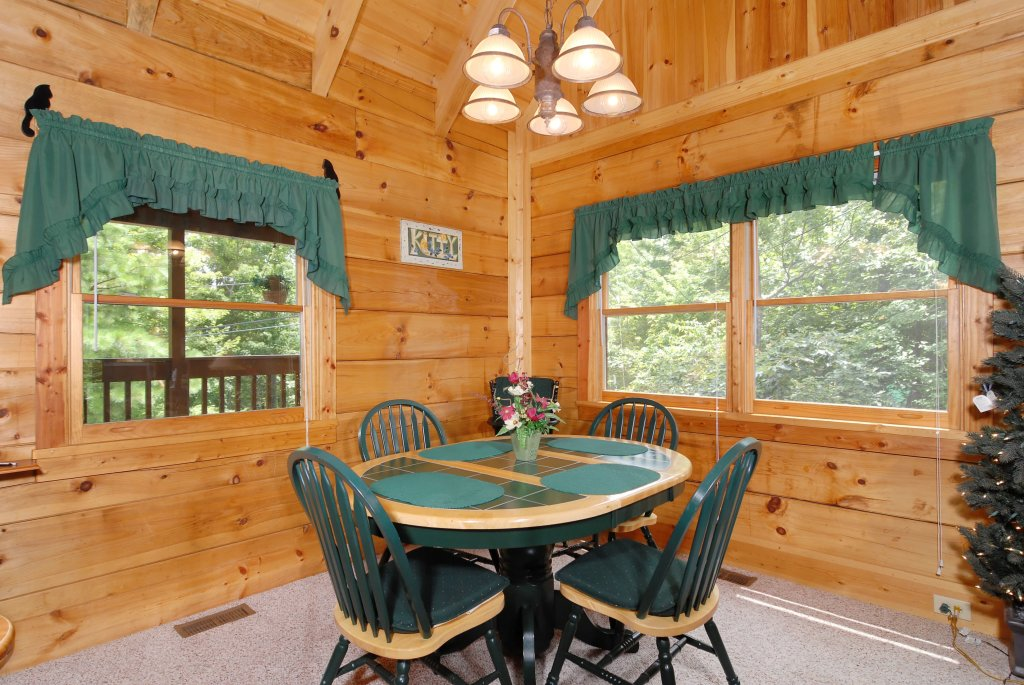 Photo of a Gatlinburg Cabin named A Mountain Lair #1631 - This is the fourteenth photo in the set.