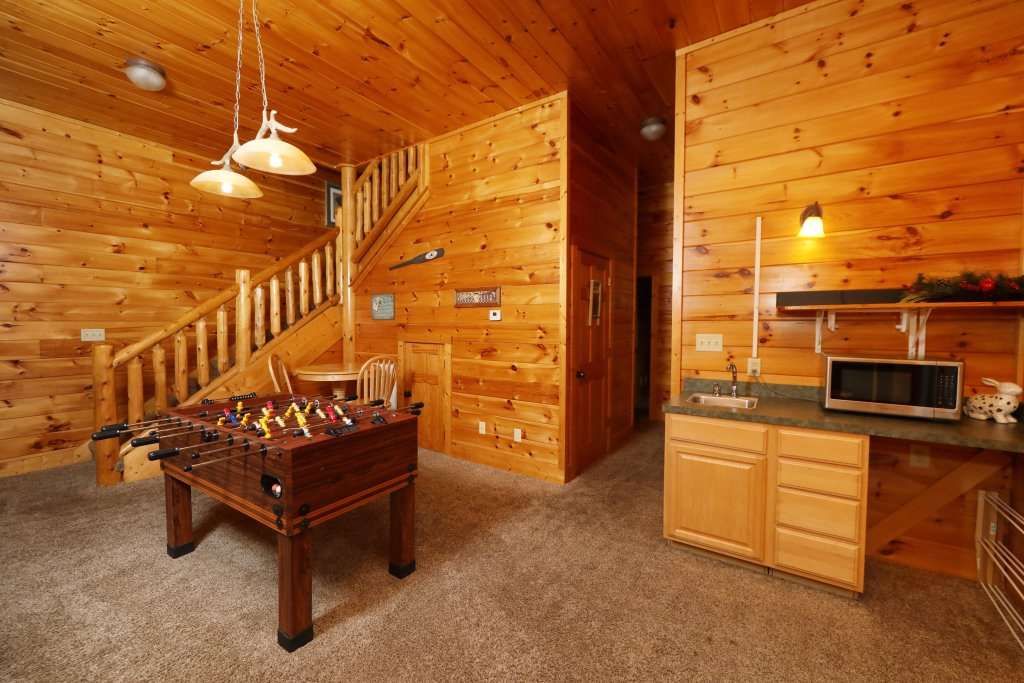 Photo of a Pigeon Forge Cabin named Dream Come True #555 - This is the seventh photo in the set.
