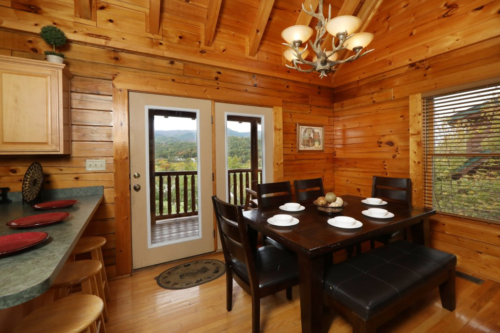 Photo of a Pigeon Forge Cabin named Dream Come True #555 - This is the sixteenth photo in the set.