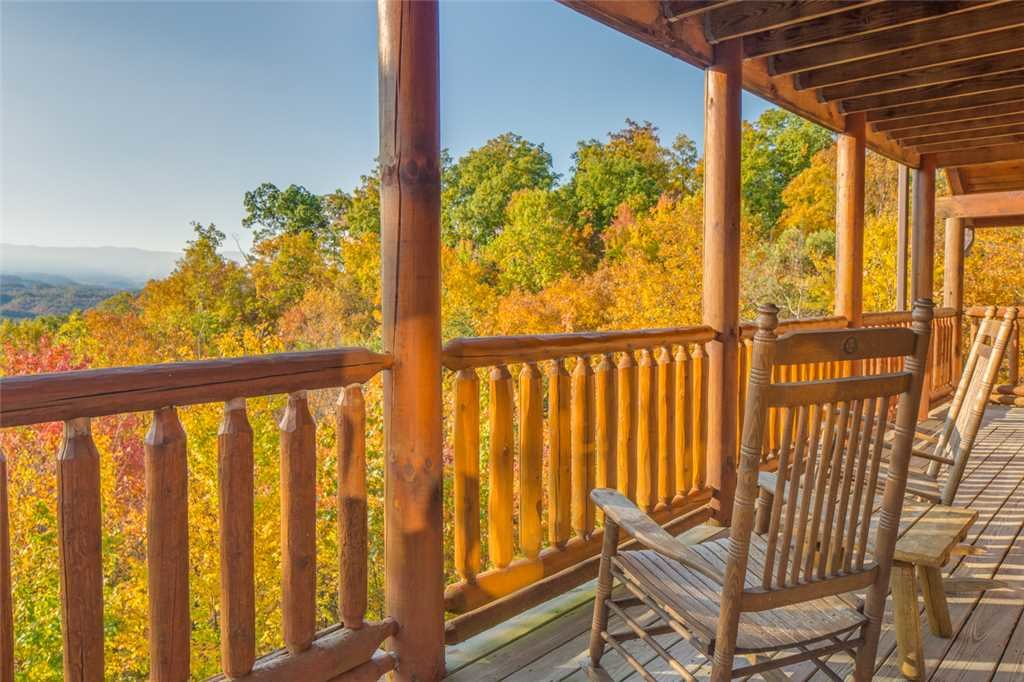 Photo of a Sevierville Cabin named Picture Perfect - This is the sixth photo in the set.