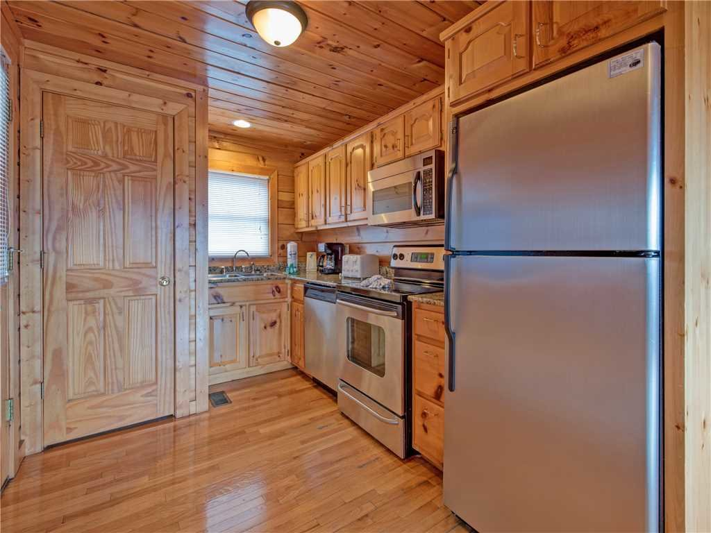 Photo of a Sevierville Cabin named Picture Perfect - This is the tenth photo in the set.