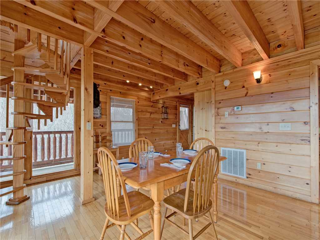 Photo of a Sevierville Cabin named Picture Perfect - This is the eighth photo in the set.