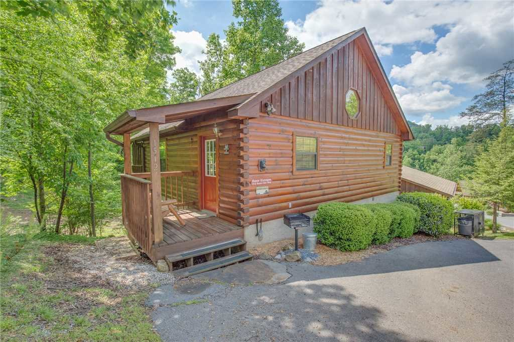Photo of a Sevierville Cabin named Bear Escape - This is the fourteenth photo in the set.