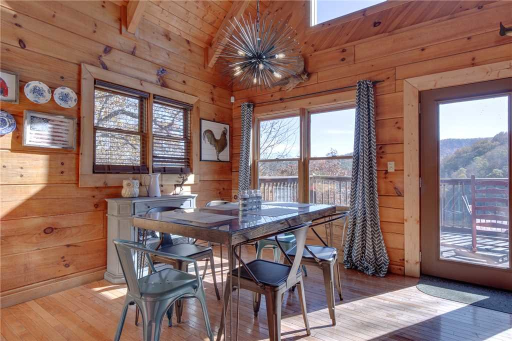 Photo of a Pigeon Forge Cabin named Scenic Solitude - This is the sixth photo in the set.