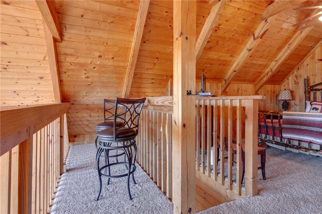 Photo of a Pigeon Forge Cabin named Scenic Solitude - This is the sixteenth photo in the set.
