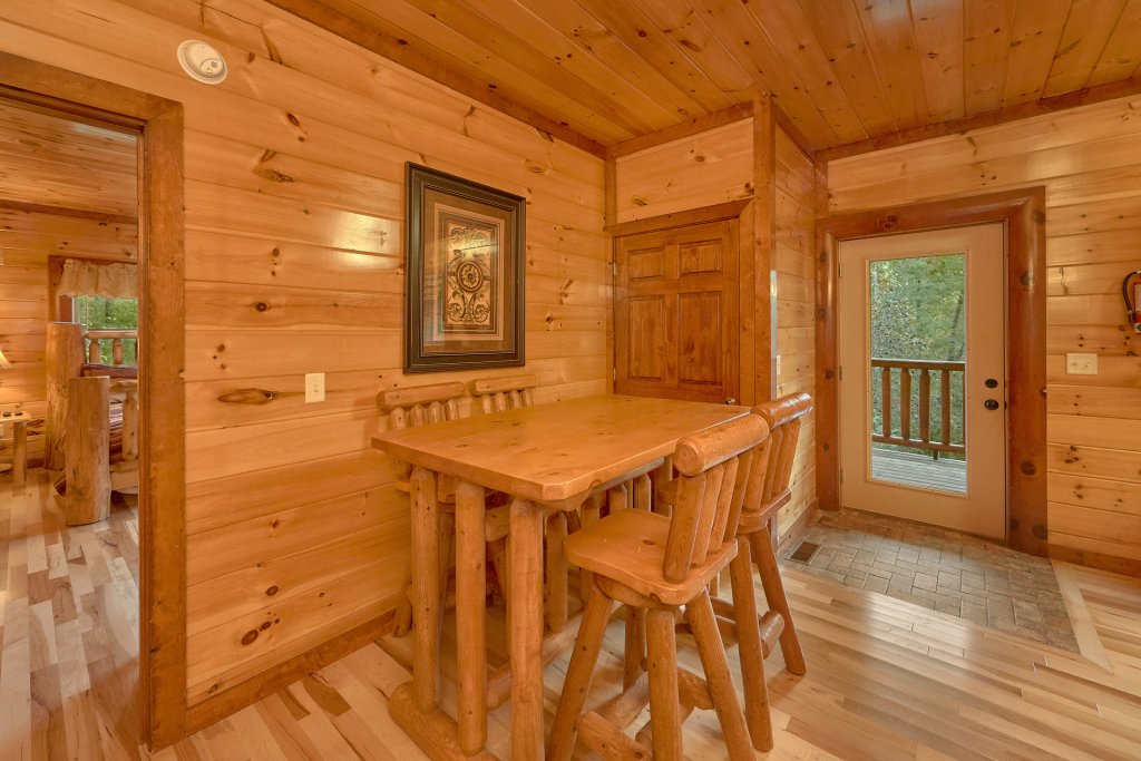 Photo of a Gatlinburg Cabin named Live, Laugh, Love Pool Lodge - This is the twenty-first photo in the set.