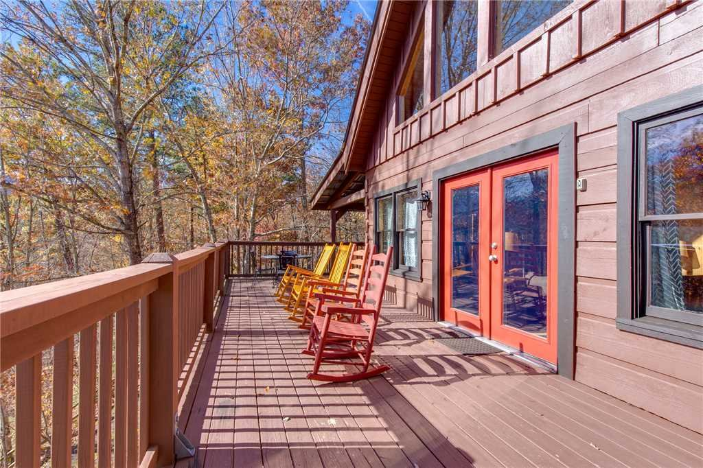 Photo of a Pigeon Forge Cabin named Scenic Solitude - This is the twenty-third photo in the set.