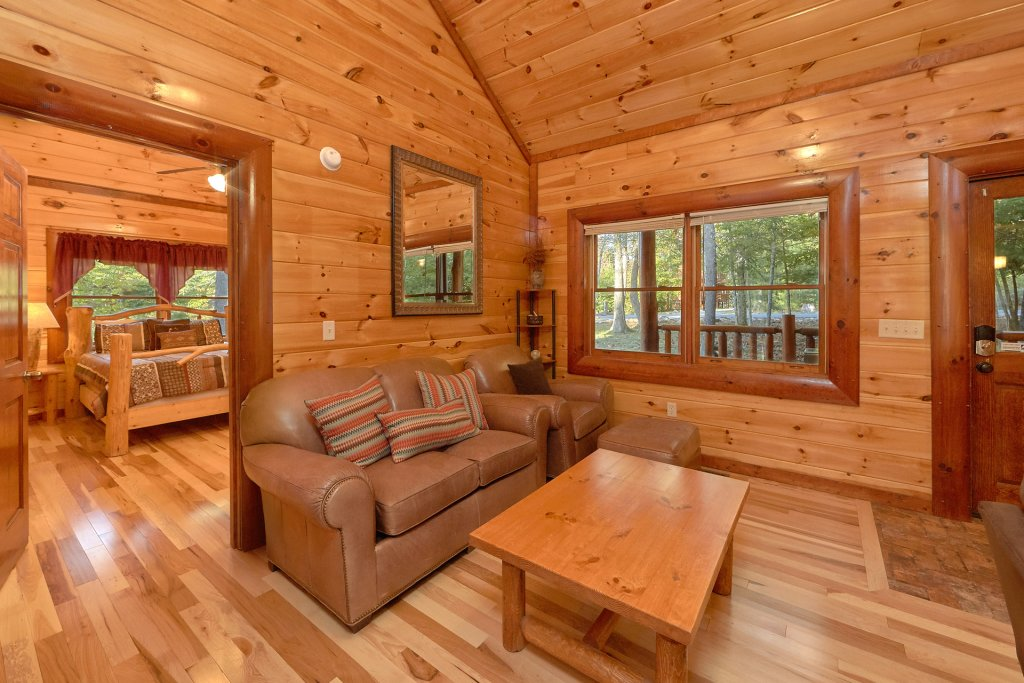 Photo of a Gatlinburg Cabin named Live, Laugh, Love Pool Lodge - This is the twenty-third photo in the set.