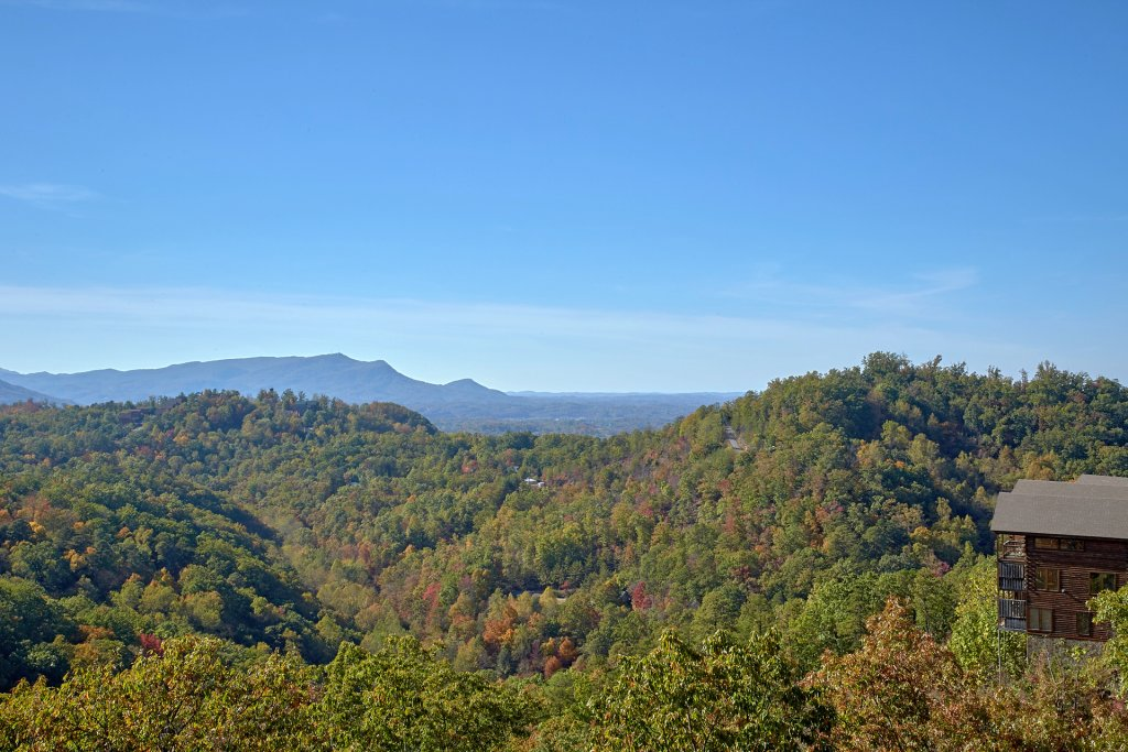 Photo of a Pigeon Forge Cabin named Morning View #131 - This is the sixty-second photo in the set.