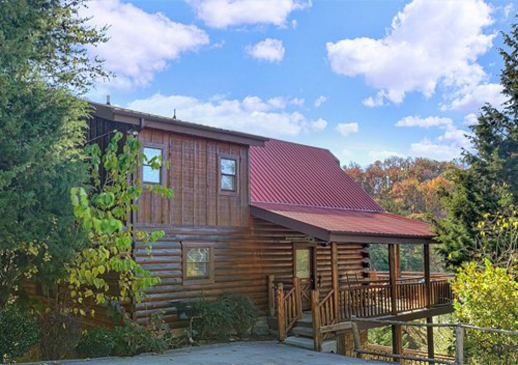 Photo of a Pigeon Forge Cabin named Arrowhead Lodge - This is the seventeenth photo in the set.