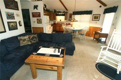 Bearadise 2, 2 Bedrooms, Pool Access, Hot Tub, Fireplace, Wifi, Sleeps 4