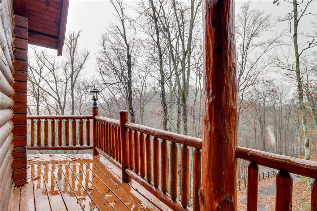 Photo of a Sevierville Cabin named Heavenly Homestead - This is the seventeenth photo in the set.