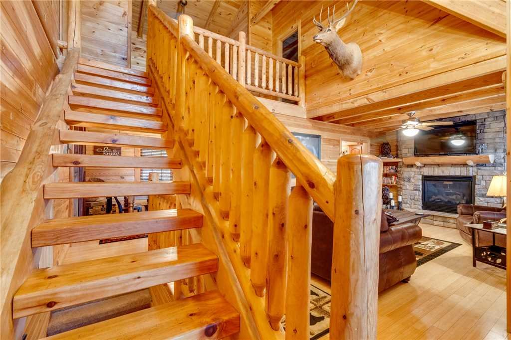 Photo of a Sevierville Cabin named Heavenly Homestead - This is the twenty-first photo in the set.