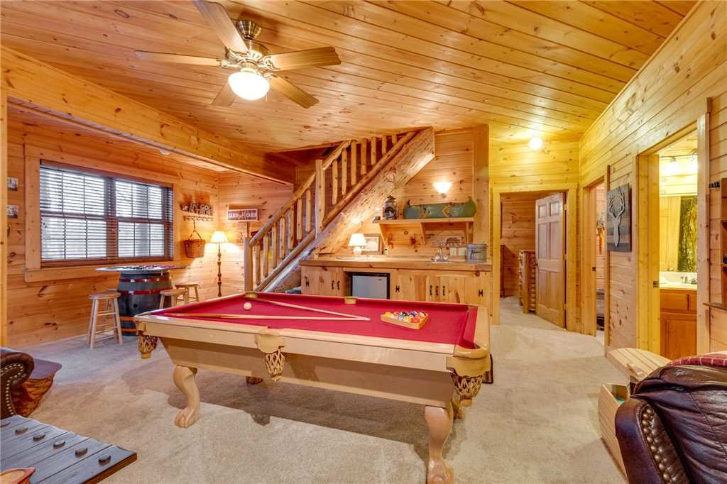 Photo of a Sevierville Cabin named Heavenly Homestead - This is the forty-first photo in the set.