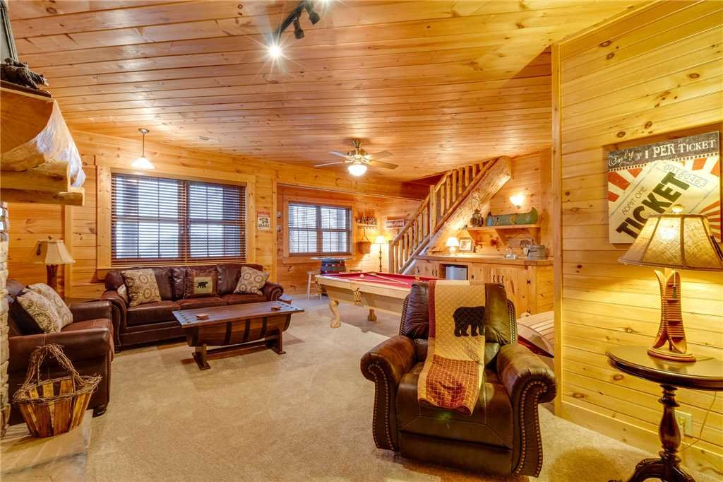 Photo of a Sevierville Cabin named Heavenly Homestead - This is the fortieth photo in the set.
