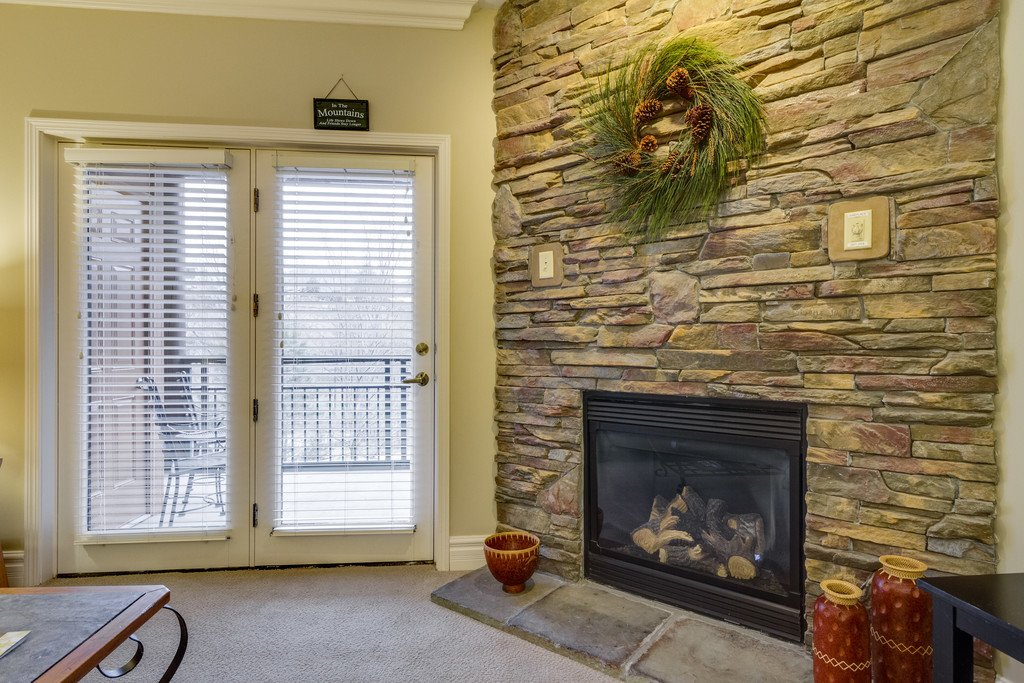 Photo of a Gatlinburg Condo named Baskins Creek 414 - This is the third photo in the set.