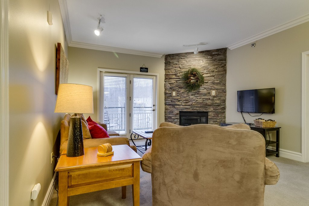 Photo of a Gatlinburg Condo named Baskins Creek 414 - This is the fifth photo in the set.