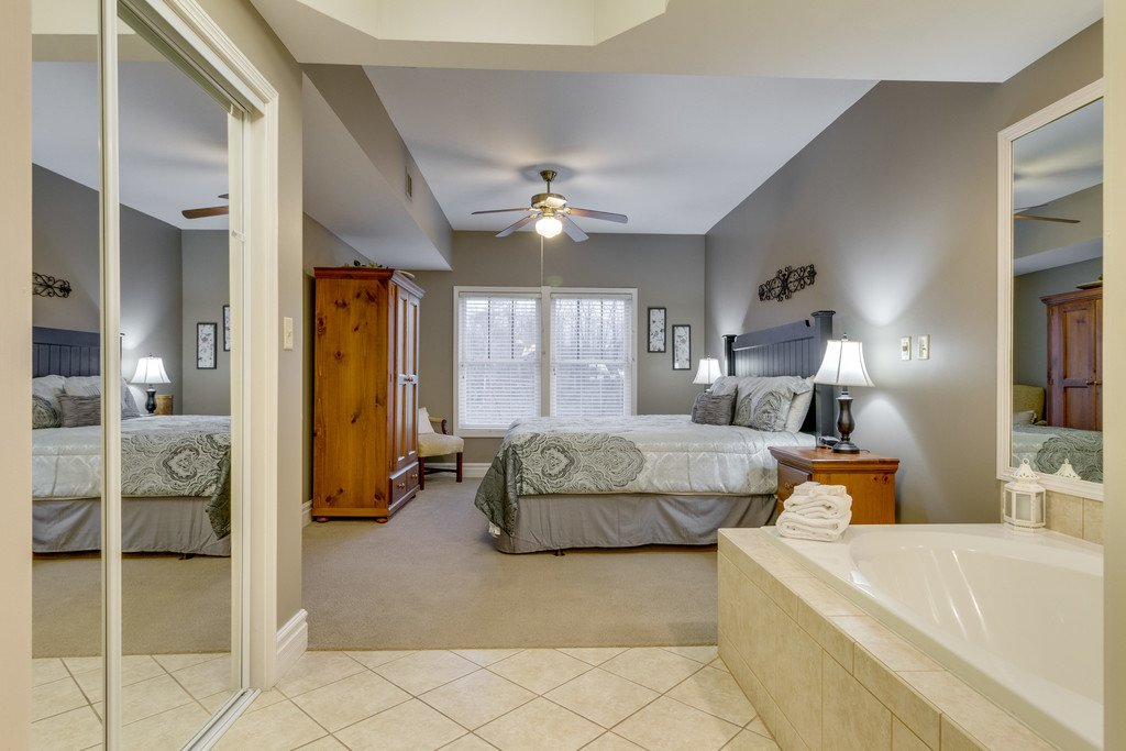 Photo of a Gatlinburg Condo named Baskins Creek 414 - This is the twentieth photo in the set.