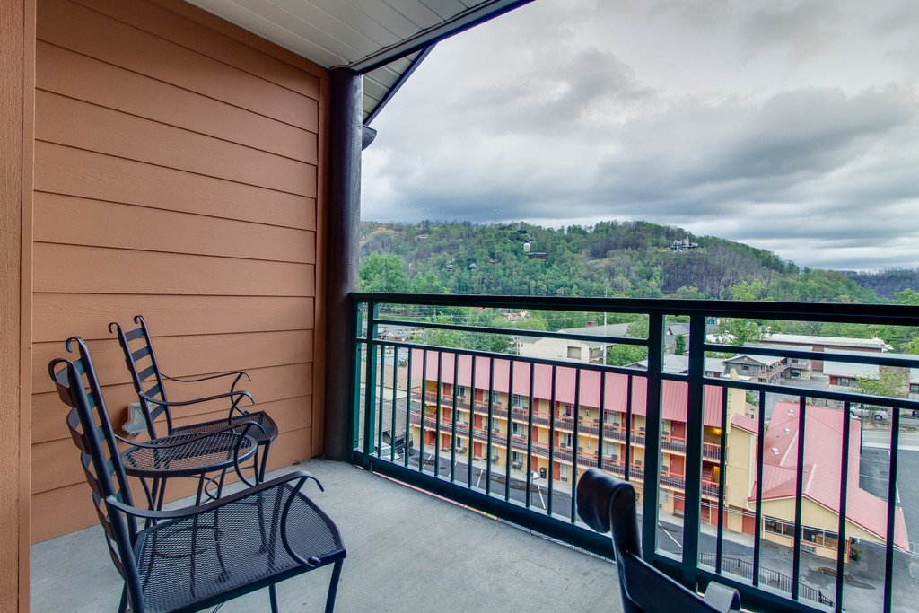 Photo of a Gatlinburg Condo named Baskins Creek 407 - This is the twentieth photo in the set.