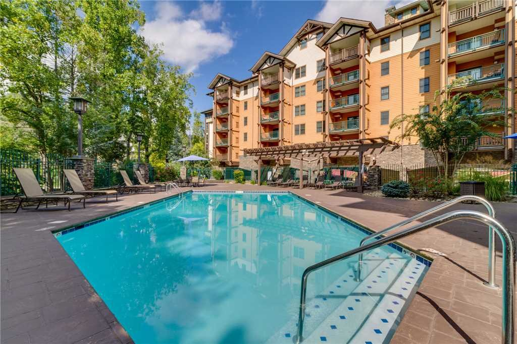 Photo of a Gatlinburg Condo named Baskins Creek 407 - This is the thirty-first photo in the set.