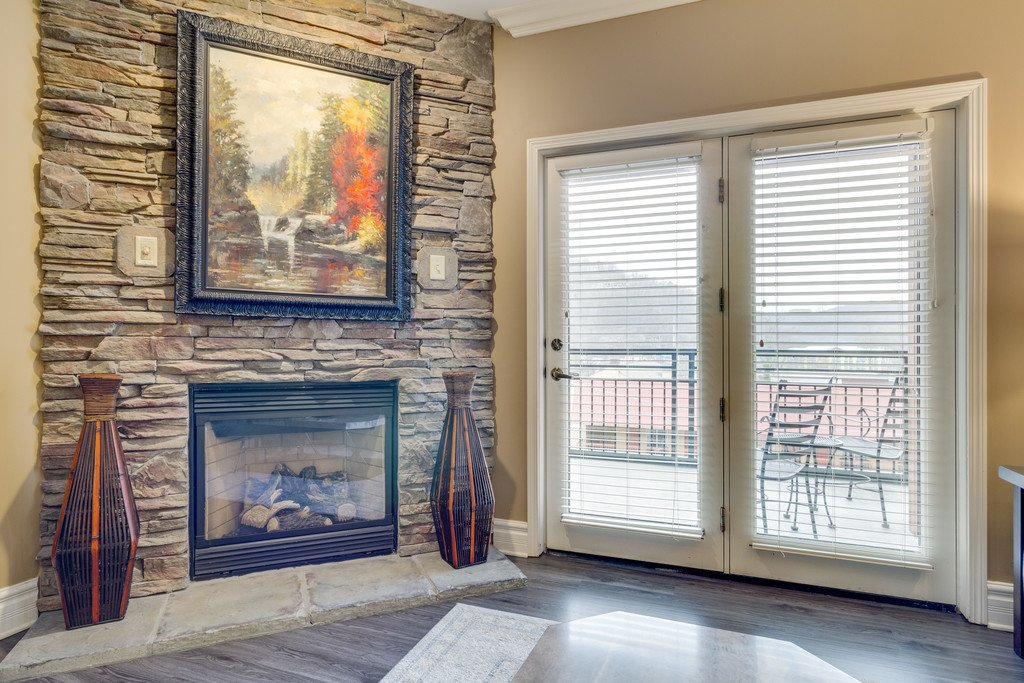 Photo of a Gatlinburg Condo named Baskins Creek 303 - This is the third photo in the set.