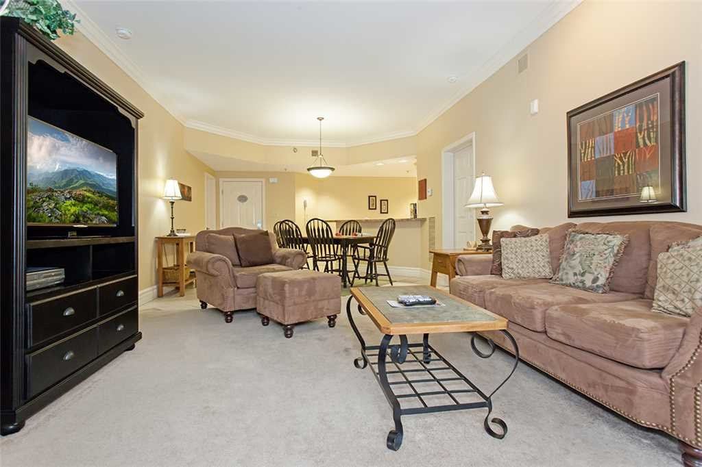 Photo of a Gatlinburg Condo named Baskins Creek 313 - This is the second photo in the set.