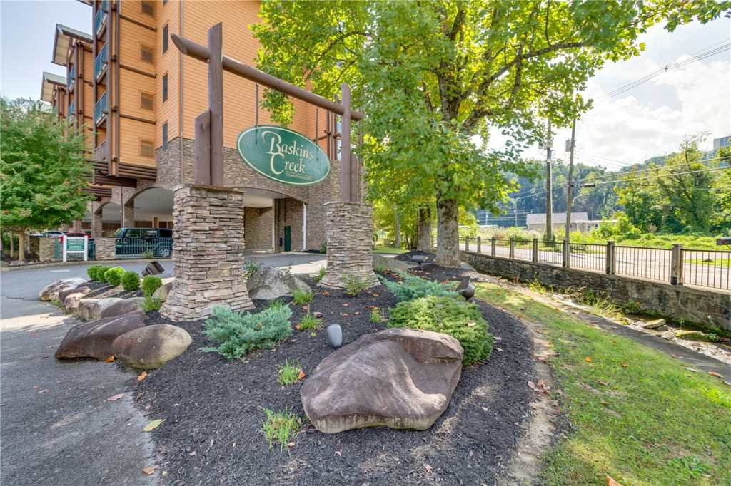 Photo of a Gatlinburg Condo named Baskins Creek 206 - This is the thirty-first photo in the set.