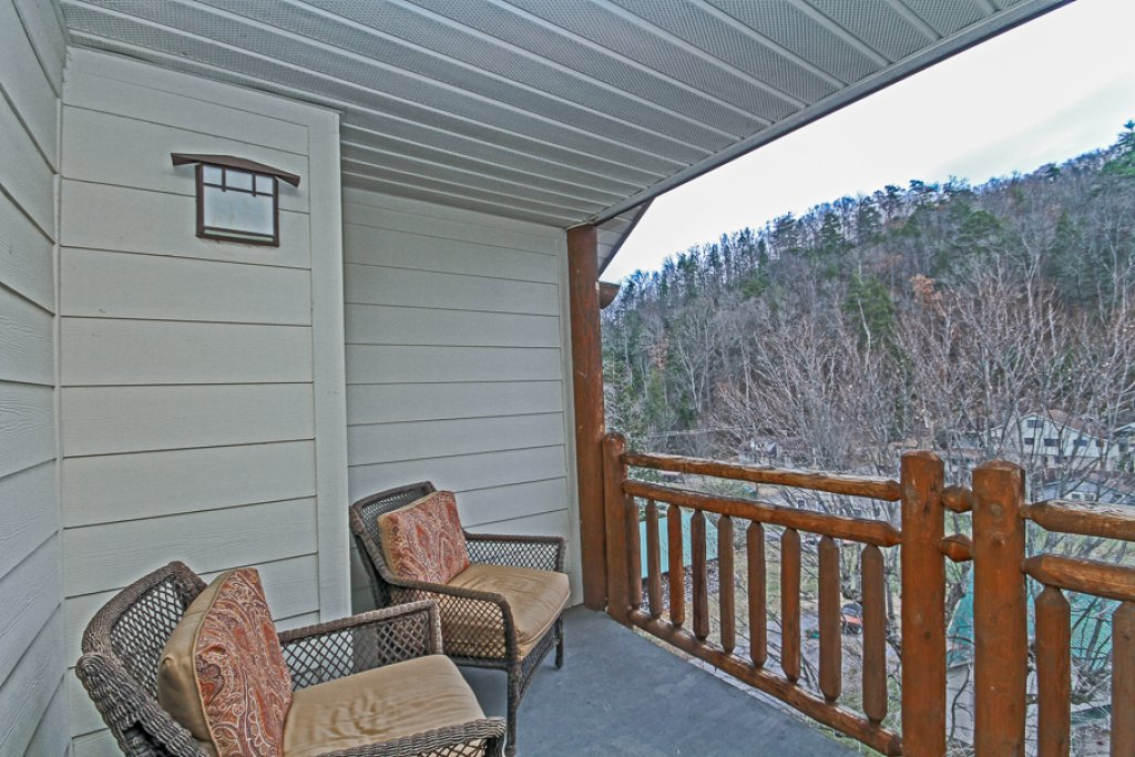 Photo of a Gatlinburg Condo named Baskins Creek 511 - This is the twentieth photo in the set.