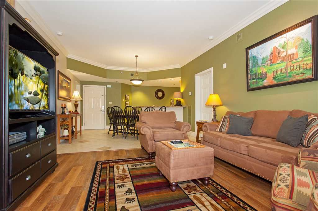 Photo of a Gatlinburg Condo named Baskins Creek 409 - This is the third photo in the set.