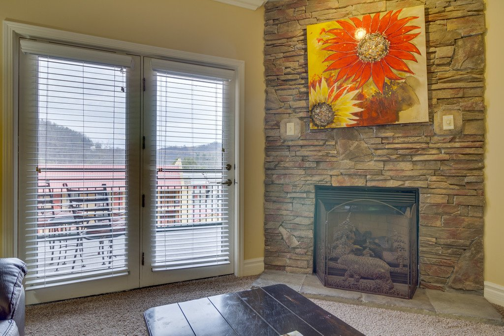 Photo of a Gatlinburg Condo named Baskins Creek 205 - This is the second photo in the set.
