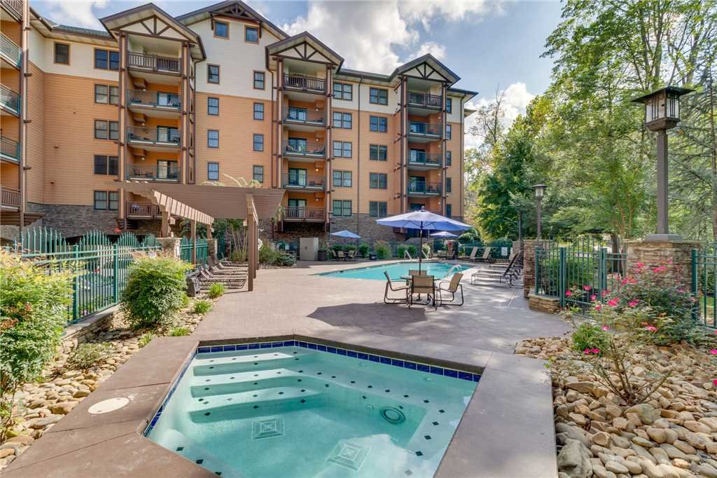 Photo of a Gatlinburg Condo named Baskins Creek 406 - This is the twenty-eighth photo in the set.