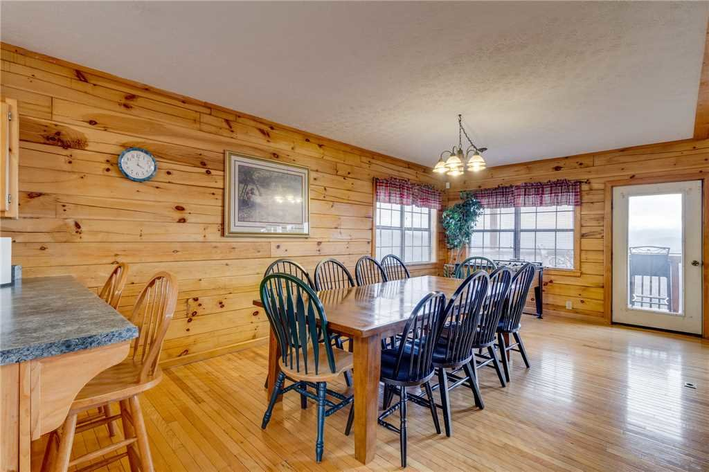 Photo of a Pigeon Forge Cabin named Peaceful View - This is the eighth photo in the set.