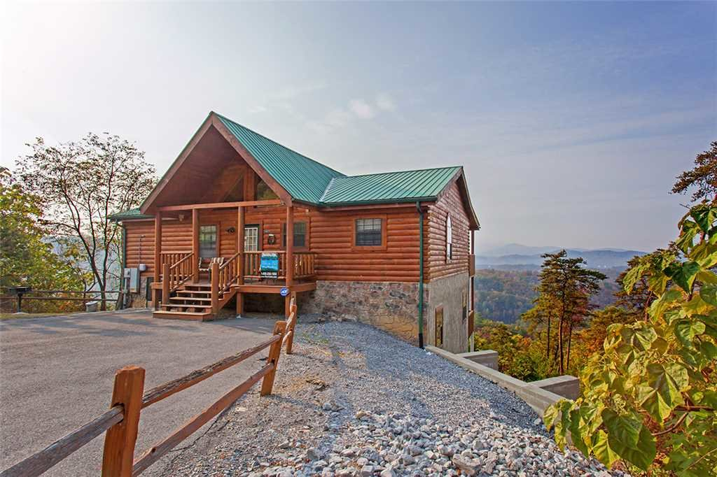 Photo of a Pigeon Forge Cabin named Peaceful View - This is the twenty-second photo in the set.