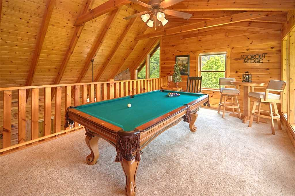 Photo of a Sevierville Cabin named Lookout Ridge - This is the eighth photo in the set.